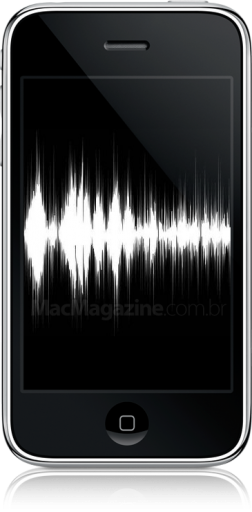 Alta frequência de áudio no iPhone