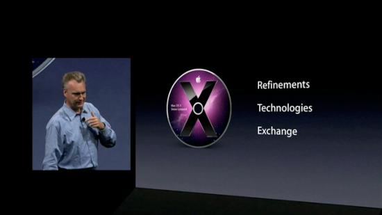 Novidades do Mac OS X Snow Leopard