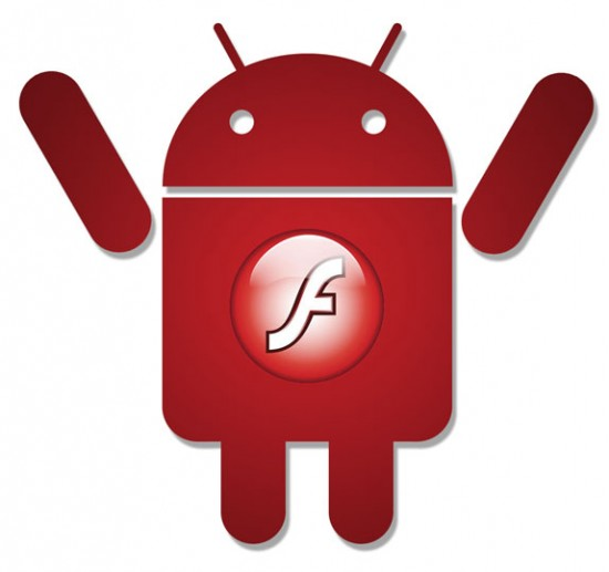 Android com Flash