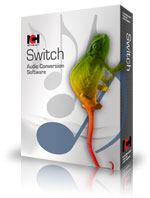 Caixa do Switch File Format Converter