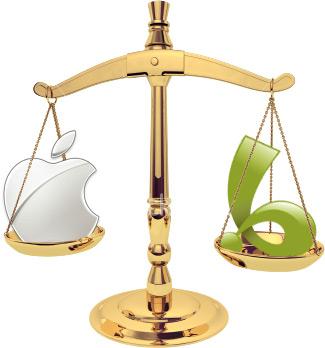 Apple vs. Psystar na balança