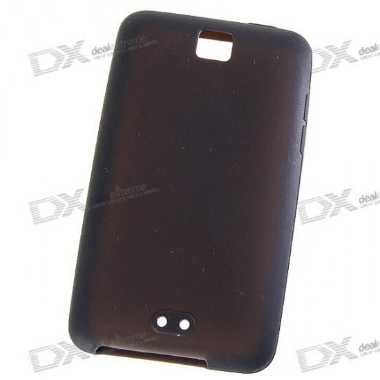 Case de silicone para o iPod touch 3ª geração