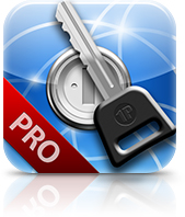 Ícone do 1Password touch Pro