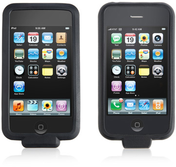 WildCharge para iPods touch e iPhones