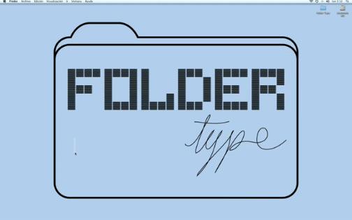 Folder Type
