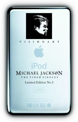 iPod do Michael Jackson