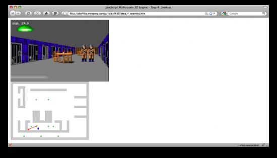 Wolfeinstein 3D na web?