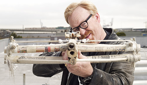 Adam Savage, dos MythBusters
