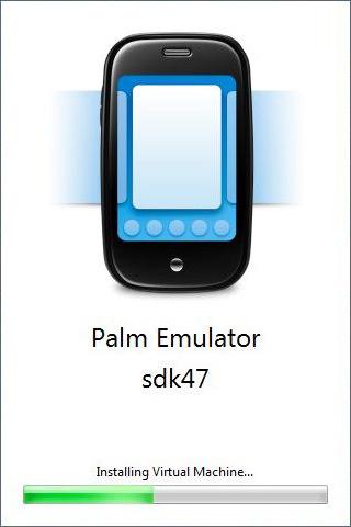 Palm Emulator SDK para Windows
