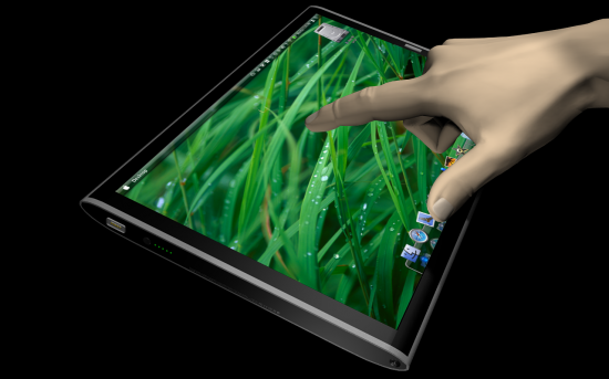 Slate Mac multi-touch