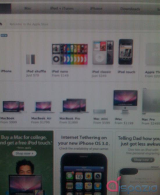 iPhone 3ª geração tethering - iSpazio