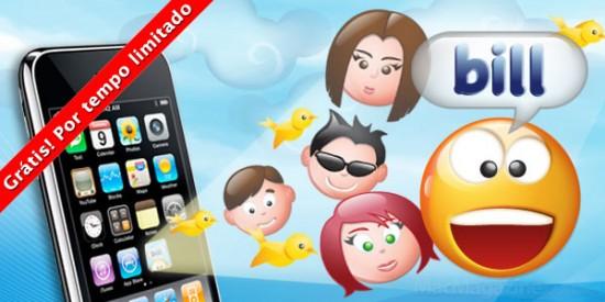Bill gratuito na App Store