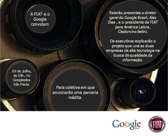 Coletiva Google
