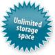 Espaço ilimitado no LiveDrive.com ?
