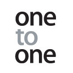 one to one logo