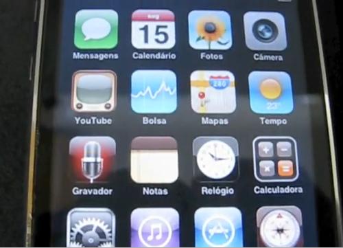 MyDock.com.br - iPhone 3G S