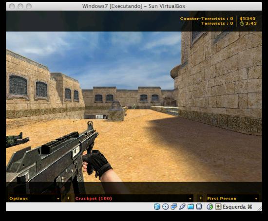 DirectX na Sun VirtualBox 3.0