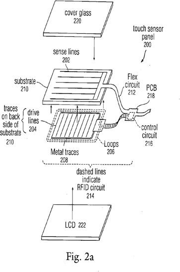Patente do iPhone