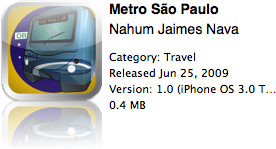 Metro São Paulo na App Store