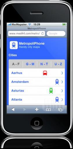 MetropoliPhone