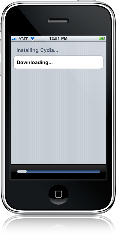 Unlock do iPhone 3GS