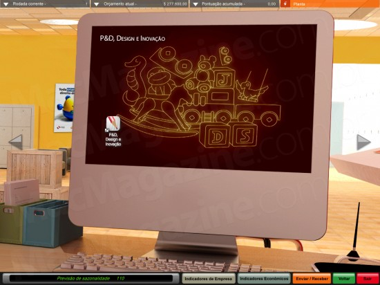 Mac é Pop no Desafio Sebrae 2009