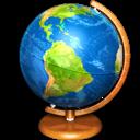 Ícone do Earth Desk