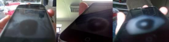 Tela do iPhone 3GS