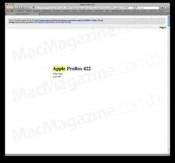 PDF em HTML
