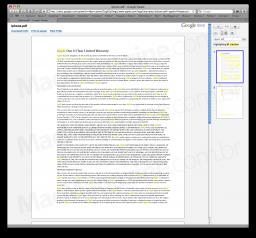 Visualizador de PDFs próprio
