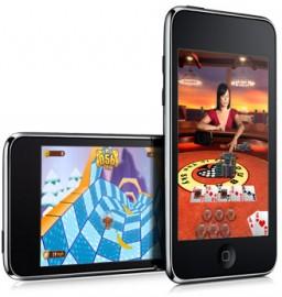 Jogos no iPod touch