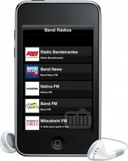 Apps da Valemobi no iPod touch