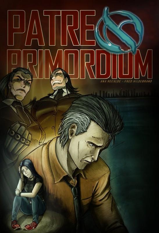 Capa da revista Patre Primordium