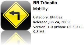 BR Trânsito na App Store