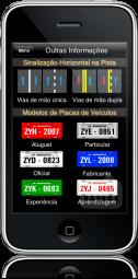 BR Trânsito no iPhone