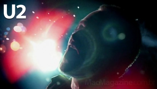 Comerciais Coldplay vs. U2