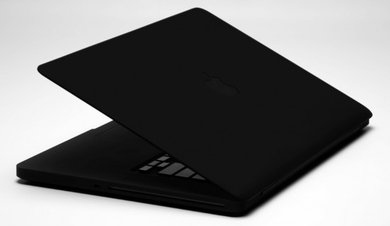 Stealth MacBook Pro - Colorware