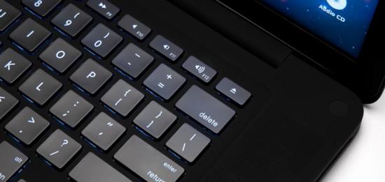 Stealth MacBook Pro - Colorware