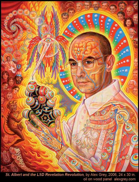 Albert Hofmann, inventor do LSD
