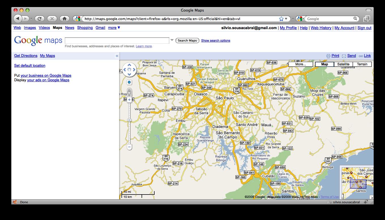 Maps com My Location