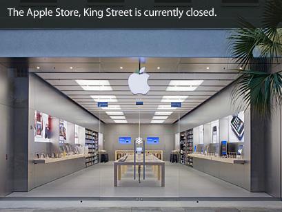Appe Store, King Street