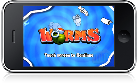 Worms no iPhone