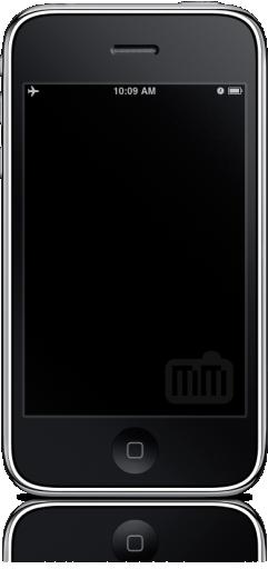 iPhone FAIL branco