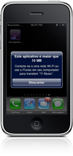 iPhone FAIL sem sinal