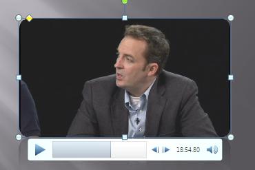 Edição de vídeo no PowerPoint 2010