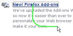 FireGestures para o Firefox