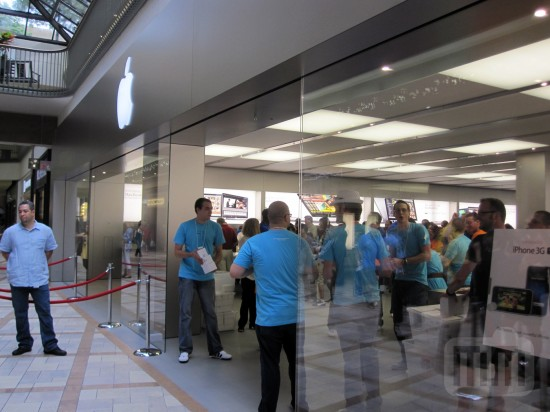 Apple Retail Store de Ottawa, no Canadá