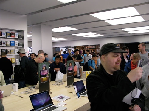 Apple Retail Store - Rideal