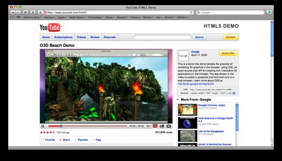 Esta demonstração é compatível apenas com o Safari e não está muito otimizada — cuidado ao abrir essa página