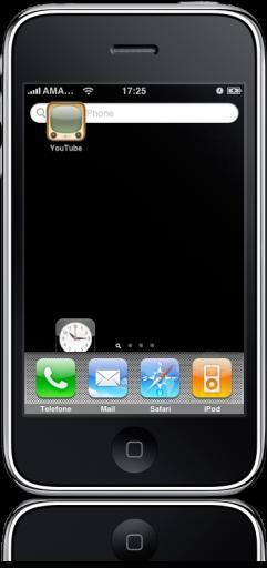 iPhone FAIL ícones